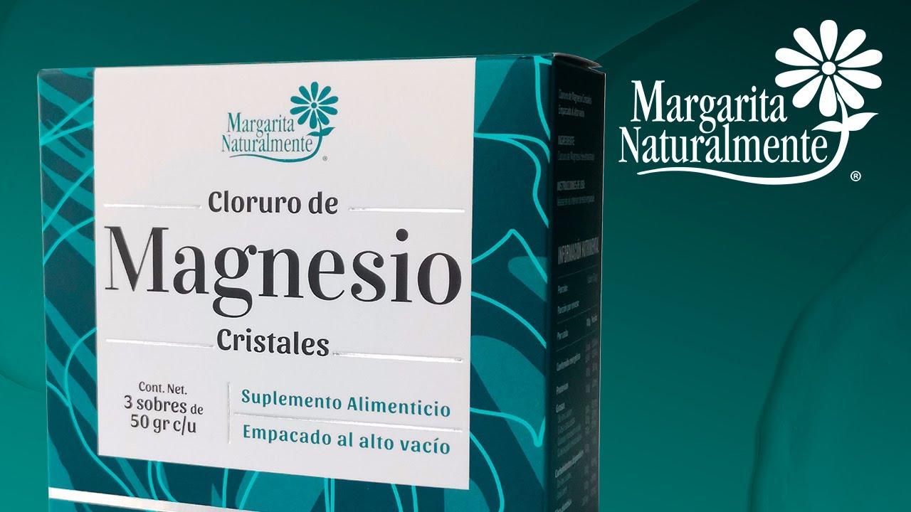 Cloruro de Magnesio Cristales