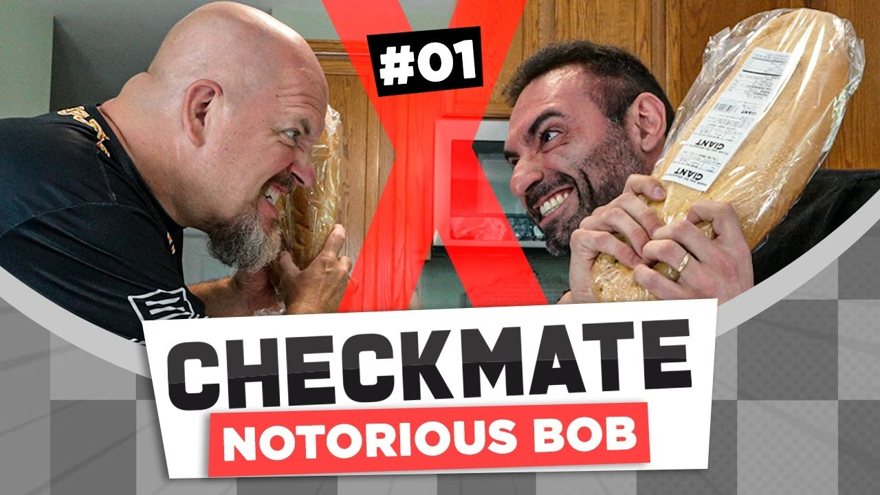 [CHECKMATE #1] Corbucci e Notorious B.O.B.