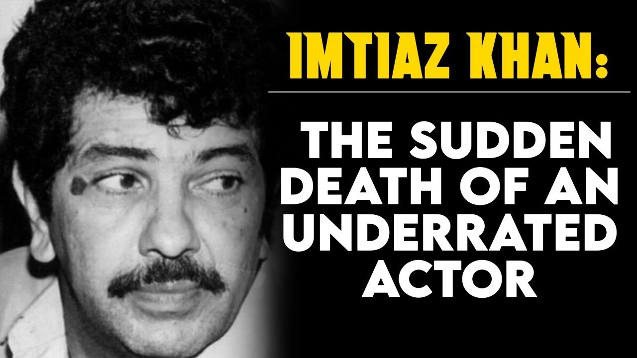 Download Imtiaz Khan: The Actor Who Wanted To Be A Director | Tabassum Talkies