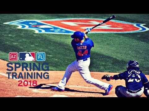 ARE YOU READY FOR BASEBALL? | SPRING TRAINING PROMO