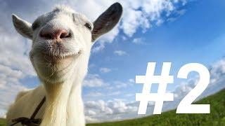#2 Goat Simulator PS4 Live