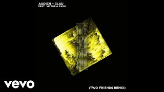 Скачать Audien 3LAU Hot Water Two Friends Remix Audio Ft Victoria Zaro