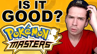 Is Pokemon Masters GOOD? A Review
