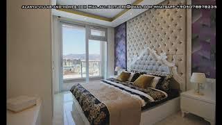 Alanya Seltene 200m2 Penthouse mit Ultraschall Love Aura für nur 299 000 Euro