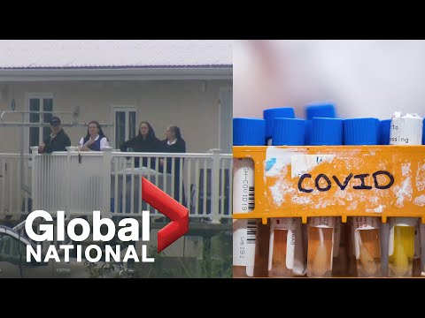 Global National: Aug 1, 2020 | COVID-19 creates stigma for Canadian Hutterite communities