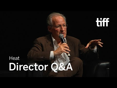 Michael Mann discusses HEAT  TIFF 2015