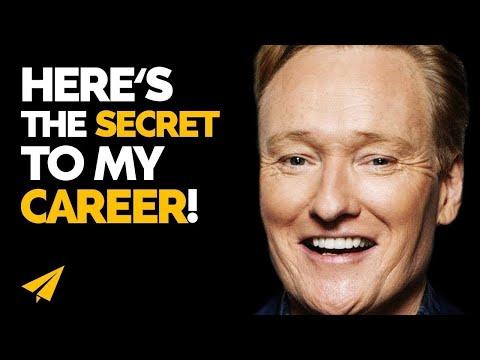Conan O'Brien's Top 10 Rules For Success (@ConanOBrien)