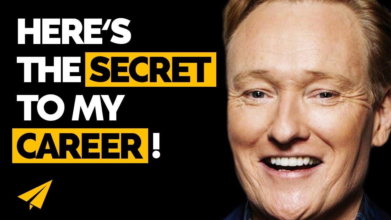 Conan O'Brien gives heartfelt advice as he says goodbye to late ...