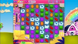Candy Crush Saga - Level 297 - No boosters