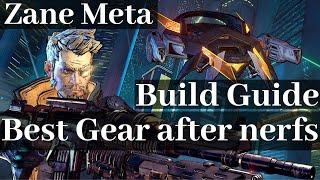 STOP Using CRYO weapons with Zane+This build was BUFFED by the hotfix!