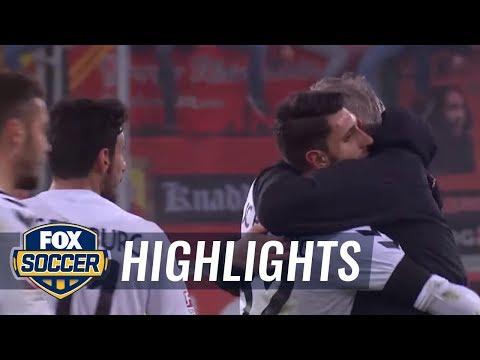 FC Ingolstadt 04 vs. SC Freiburg   2016–17 Bundesliga Highlights