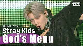 Download lagu Stray Kids(스트레이키즈) - God's Menu @인기가요 inkigayo 20200705