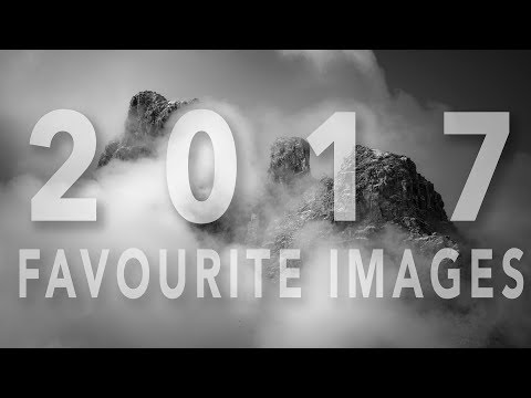 2017 TOP TEN FAVOURITE IMAGES | Landscape Photography | Western Canada