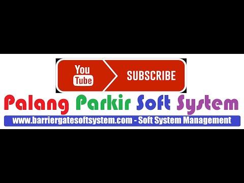 Supplier Pengadaan Barrier Gate MX 80 Palang LED