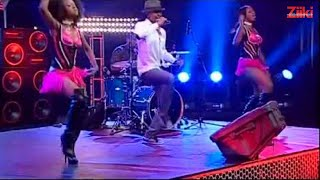 Ganyani ft. Mlu & Big Nuz - Be There Live Amp performance