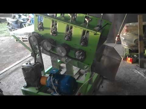 Mesin Press Karet(mangel;kapasitas 300/jam....by;otoy Kjt