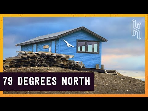 What's the Northernmost Town in the world?