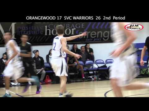 Orangewood Academy vs Saddleback Valley Christian BB HL Feature
