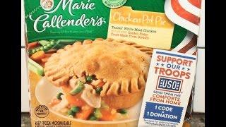 Marie Callender's: Chicken Pot Pie Review