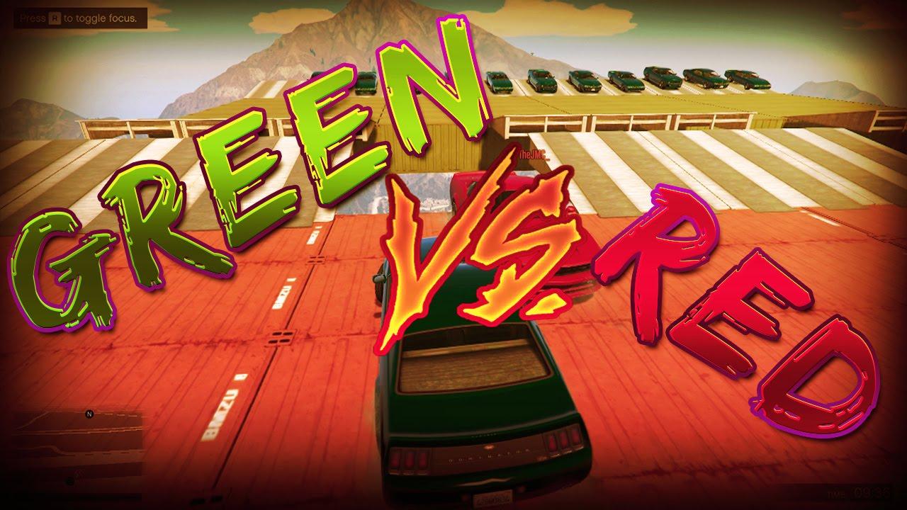 BUMPER CARS?!?) GTA V FUNNY MOMENTS! w/ TheJMC - Vloggest