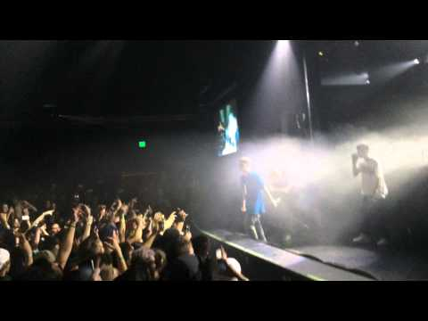 YUNG LEAN - YOSHI CITY (LIVE AT THE OBSERVATORY IN SANTA ANA, CA)