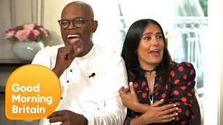 Salma Hayek on Turning Down a Date With Donald Trump | Good Morning Britain