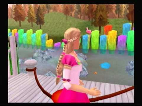 Let 39 s play barbie in the 12 dancing princesses 6 youtube - Barbie 12 princesse ...