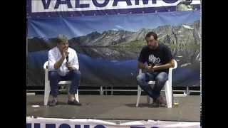 DEL DEBBIO INTERVISTA SALVINI [Ponte di Legno, 15/08/2015]