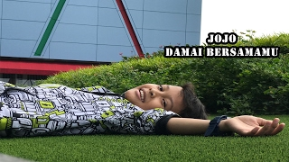 Chrisye - Damai Bersamamu cover by Jojo Idol ft Rappy at Jakarta Kids Fair 2015   YouTube