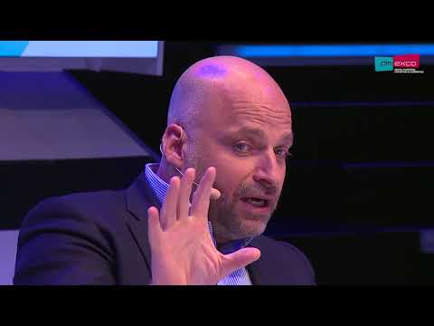 dmexco Panel 2017 The Giant Bet with CEO Dirk Kraus