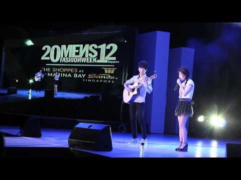 Megan Lee Singapore Vlog April 2012 (Mens Fashion Week)