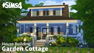 The Sims 4 House Building - Garden Cottage