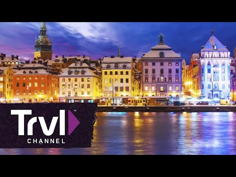 Stockholm Nonstop Tour - Travel Channel