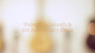 TNAG's 6th Anniversary & New Showroom Launch Event - April 2017