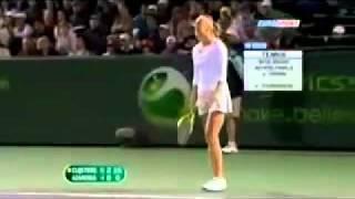 Русская теннисистка высказала все прямо на корте