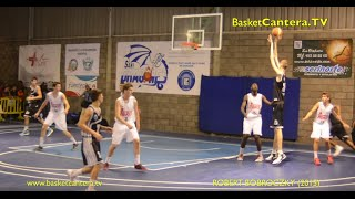 ROBERT BOBROCZKY  2.29 m. 15 years - U16 Stella Azzurra Roma 2015 (BasketCantera.TV)
