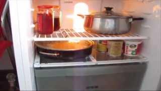 видео Ремонт дверцы морозилки