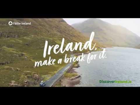 Ireland, Make a Break For It (30 Seconds)