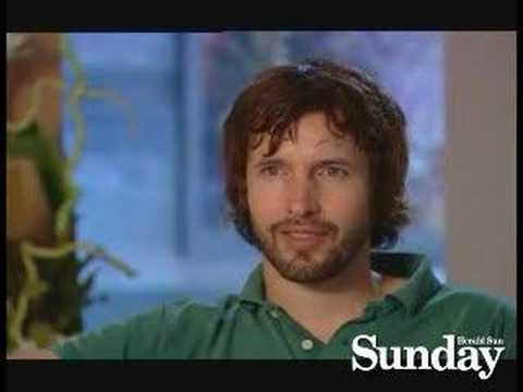 James Blunt, Australian Interview
