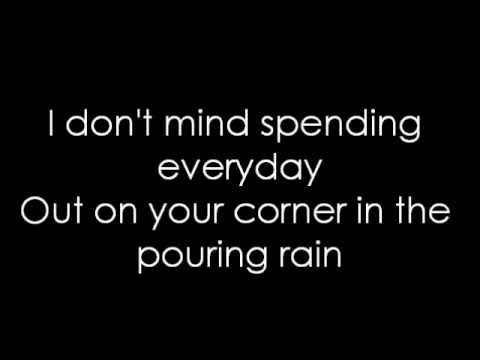 Maroon 5 - She will be loved Lyrics