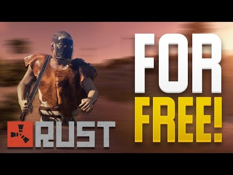 [FULL VERSION] How To Get Rust for FREE! 2019! WITH MULTIPLAYER! EASY!