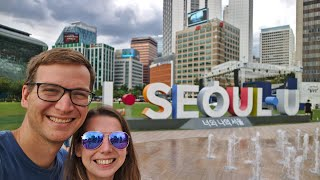 SEOUL FIRST IMPRESSIONS (Exploring Lotte Mall and Myeongdong) | South Korea Travel