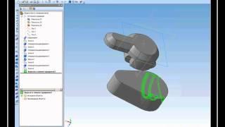 Приёмы моделирования деталей в Компас 3D. Многотельное моделирование