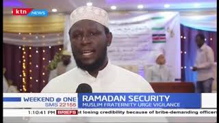 Muslim fraternity ask government to beef up security during Ramadan