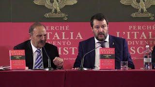 Segre, Salvini: