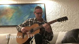Lars Erik Odsather ... Guitar Solo Improv #333 ... Mazatlan Day 2 ... 03182018