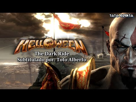 Helloween The Dark Ride Subtitulado al Español with Lyrics (HD)