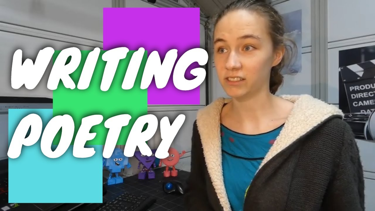 How to write poetry for film!