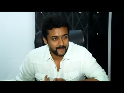 Raw footage Suriya Interview Do Edit after publish