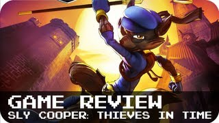 Sly Cooper: Thieves In Time (PS3) - FarfetchdReviews